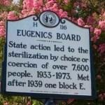 Nth Carolina's sterilisation record