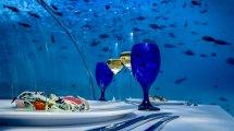 Maldives L'hurawalhi Island Resort Restaurant