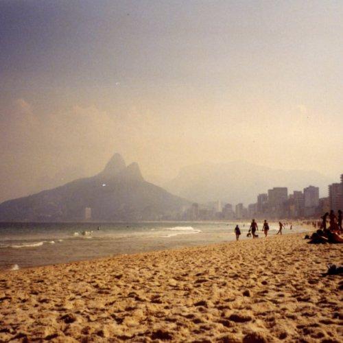 Copacbana, Rio de Janeiro, Brasilien 2001