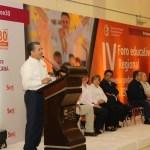 Recibe SNTE propuesta para fortalecer la nueva escuela mexicana