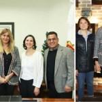 Congresistas De Washington Visitan A La Dra. Maki Ortiz