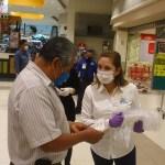 Entrega DIF Reynosa 1, 500 cubre bocas