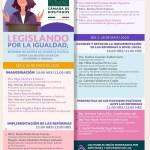 Participara Maki en foro «Legislando por la Igualdad»