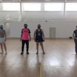 Distinguen atletas reynosenses al Instituto Municipal del Deporte