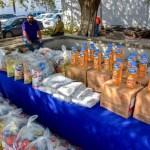 DIF Reynosa entrega apoyos al personal del ISSSTE Reynosa