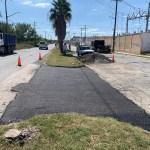 Rehabilitó Municipio pavimento en más de 17 colonias