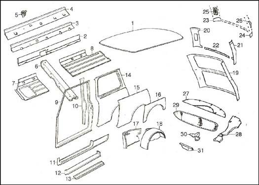 Classic Mini Wiring Diagram. Mini Cooper. Wiring Diagrams