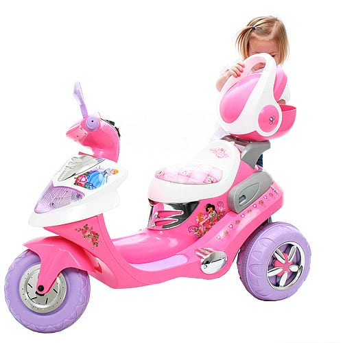 Disney Princess Scooter  7 Gadgets