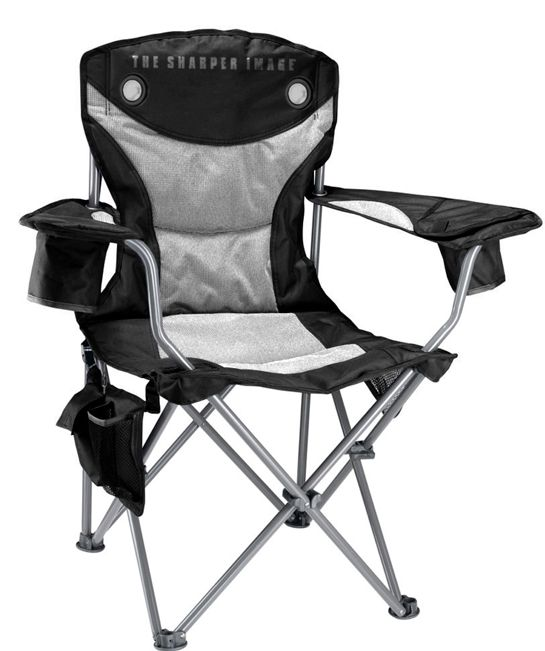 Portable Chair with Speakers