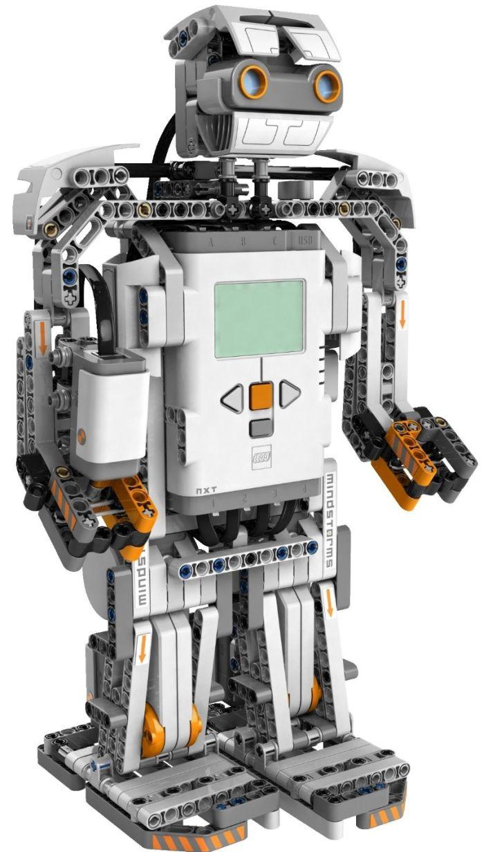 LEGO Mindstorms NXT 2.0 – 7 Gadgets