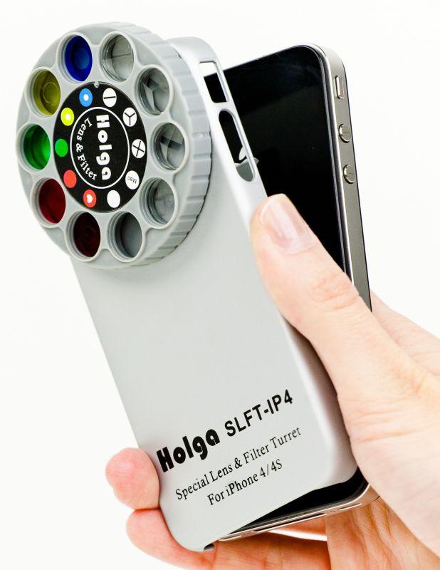 Holga lente iPhone