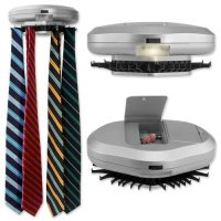 Electronic Tie Rack | Wall Mounted Tie Organizer