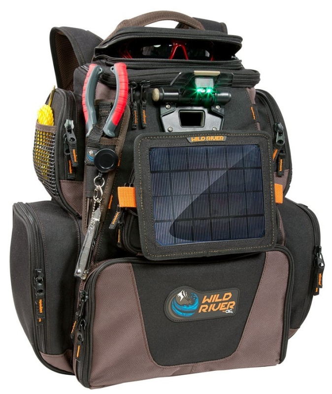 Wild River Tackle Tek Nomad Xp Lighted Backpack Wusb