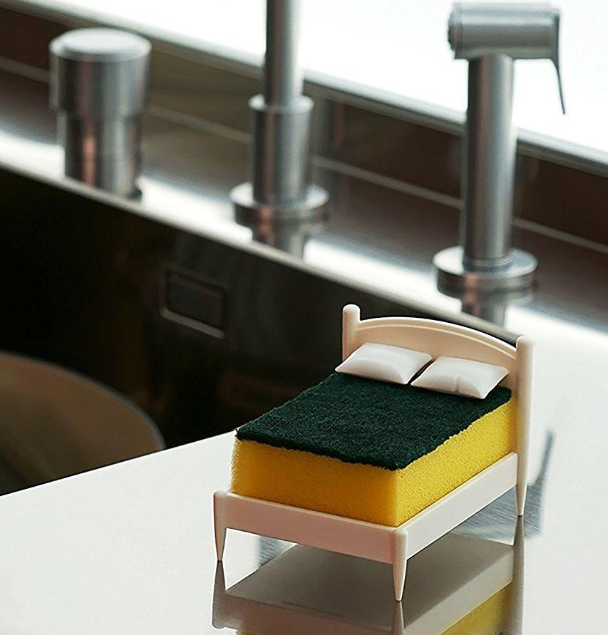 Clean Dreams Kitchen Sponge Holder 7 Gadgets
