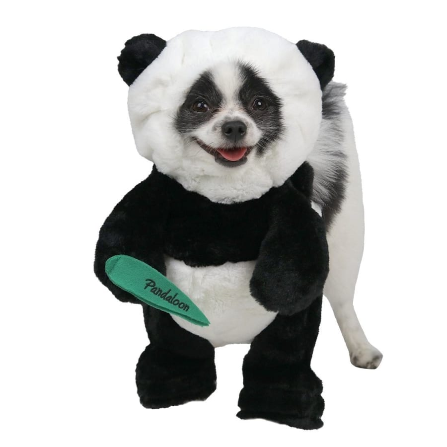Pandaloon Panda Puppy Dog and Pet Costume Set