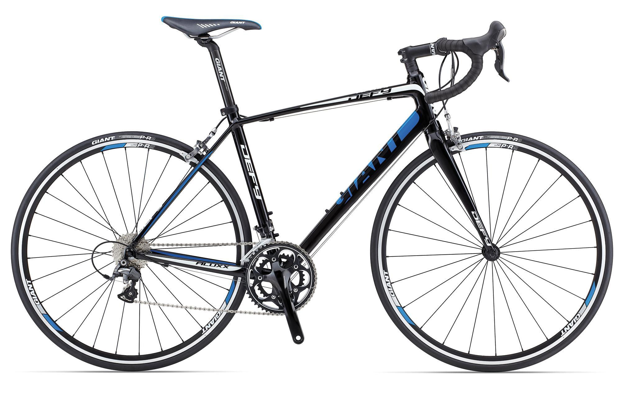 2013 Giant Defy 0 Limited Edition (Compact) Black