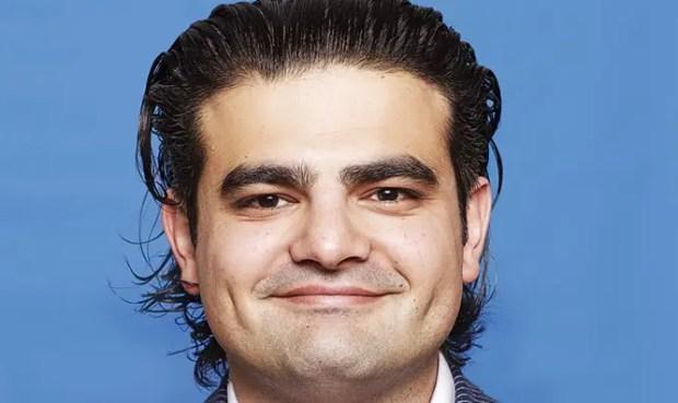 Dutch MP Tunahan Kuzu