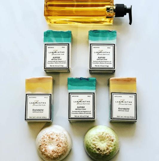 Creating Artisan Soaps for Bathing Rituals