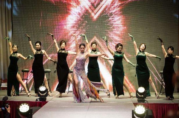 (圖片來源:中華旗袍文化藝術交流學會)