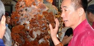 遼寧藝術家曹志濤獨創「俏形藝術」