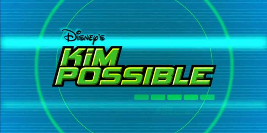film d'animation kim possible