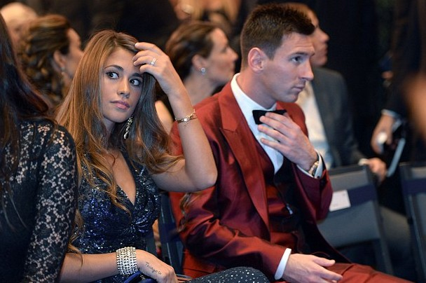 Ronaldo and Messi DIDN'T vote for each other at all as tactical voting decides the 2013 Ballon d'Or