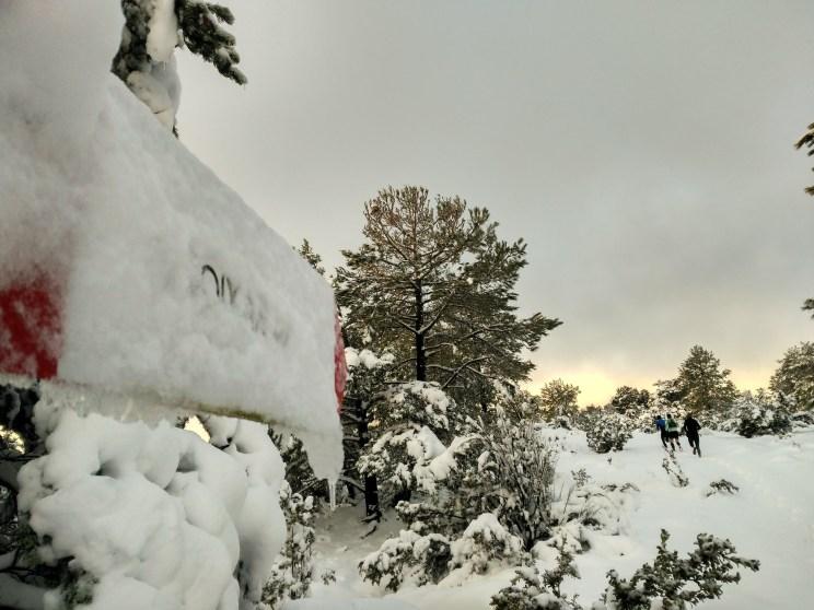 snowrunning rutes guiades