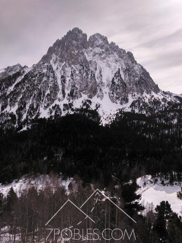 raquetes de neu sant maurici aiguestortes