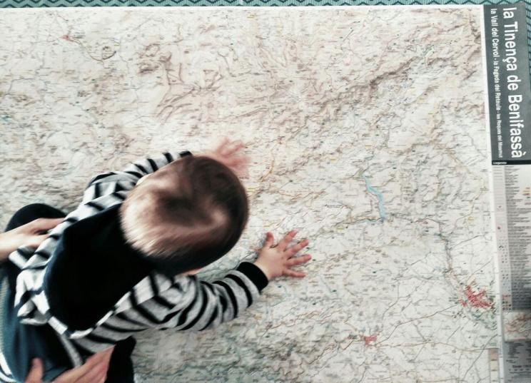 mapa tinença