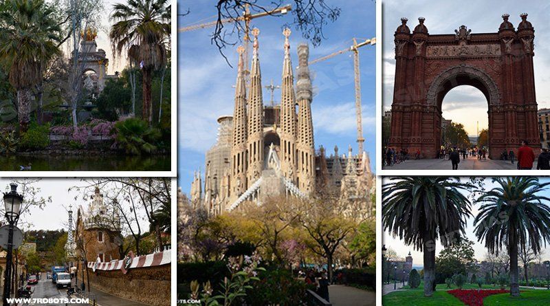 Barcelona Beautiful City. Photos by Suzy Dias