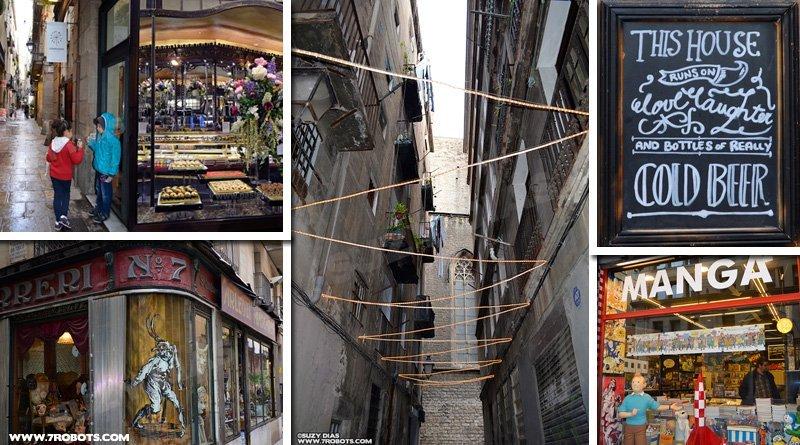Barcelona Beautiful City. Photos by Suzy Dias