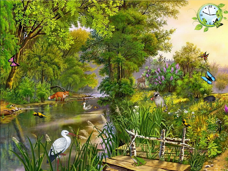 magic of nature free