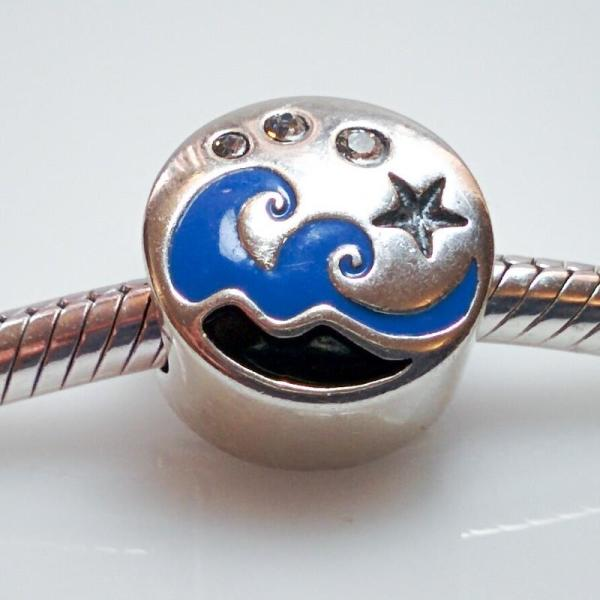 Gone Surfing Bead - 7SEASJewelry