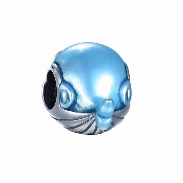 Blue Whale Bead - 7SEASJewelry