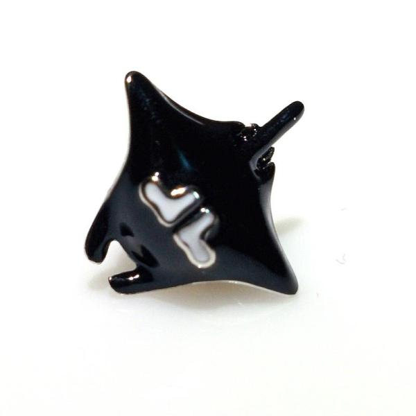 Oceanic Manta Ray Bead - 7SEASJewelry