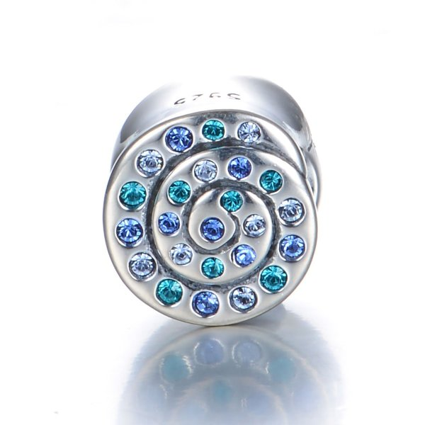 Spiral of Life Bead - 7SEASJewelry