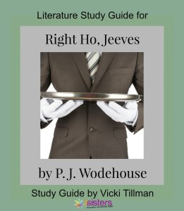 7Sisters Literature Study Guide for Right Ho, Jeeves