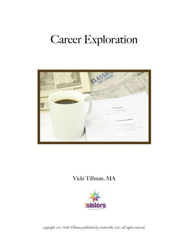 High School Career Exploration excerpt