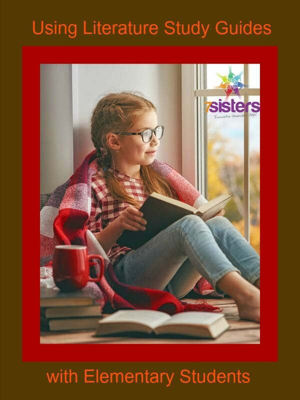 Using Literature Study Guides with Elementary Students