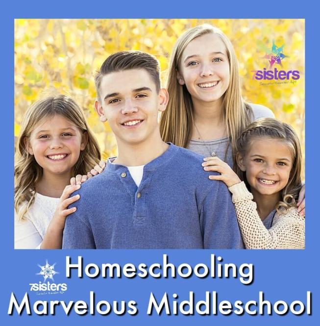Homeschooling Marvelous Middleschool