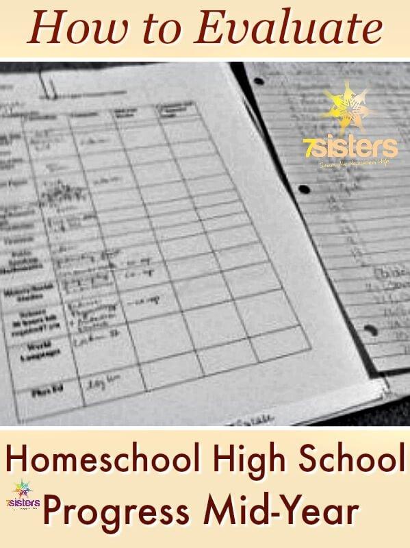 How to Evaluate Homeschool High School Progress Mid-Year