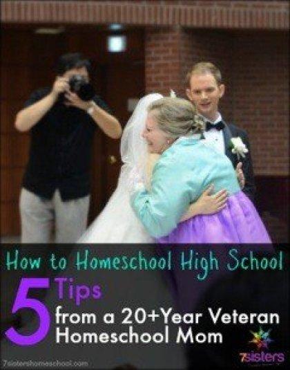 how to homeschool high school