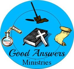 Free Christian Apologetics Resources Good Answers Category Logo