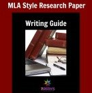Writing an MLA style research paper with inspiration from your family