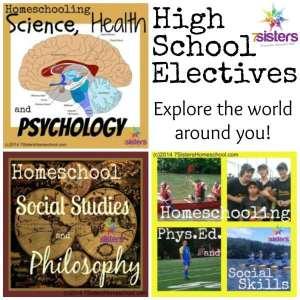 Homeschool Help - High School Electives