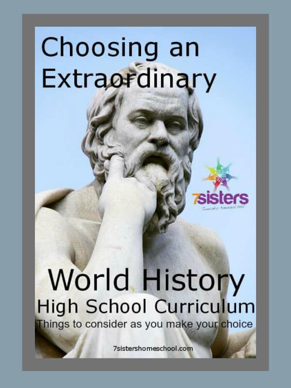 World History High School Curriculum