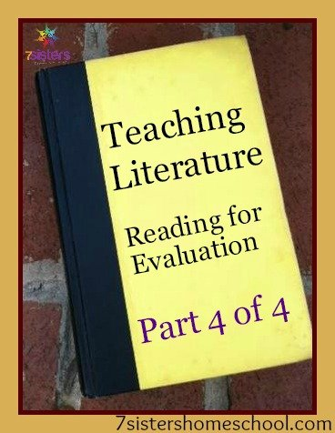 Teaching Reading for Evaluation
