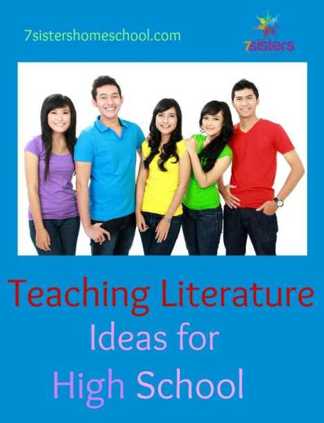 Teaching Literature Ideas for High School
