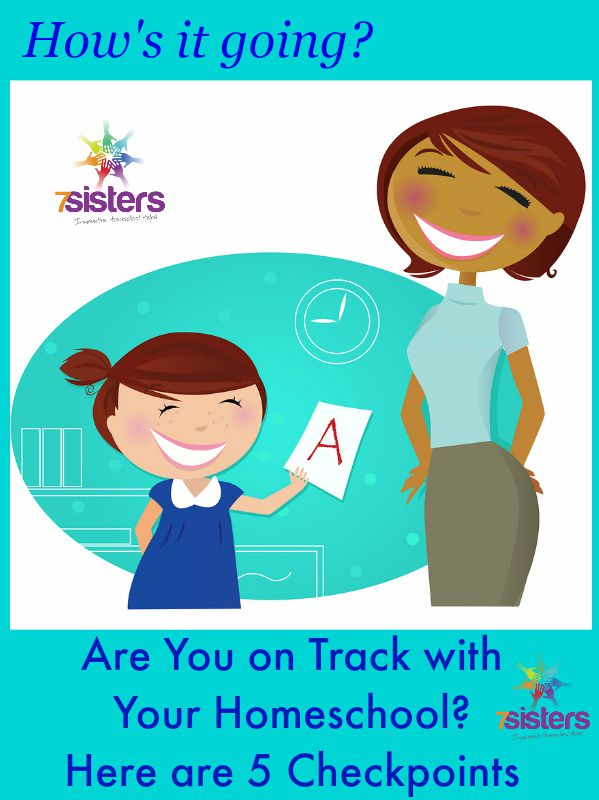 Are You on Track with Your Homeschool?