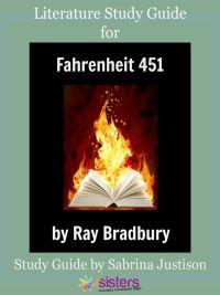 Fahrenheit-451 Literature Study Guide 7SistersHomeschool.com